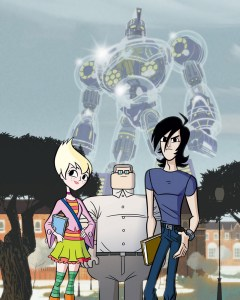 Sym-Bionic Titan PR04 © 2010 Cartoon Network