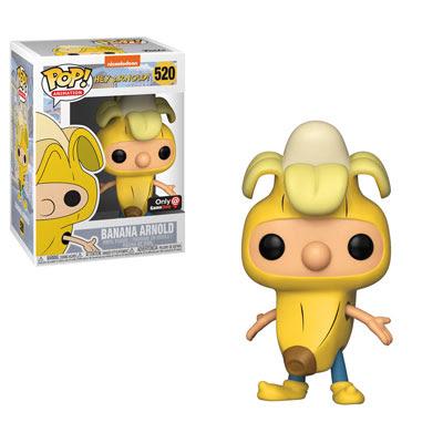 90s-Nick-Funko-Pop-Animation-Hey-Arnold-Shortman-Banana-Downtown-As-Fruits-Nickelodeon-NickSplat-Nick