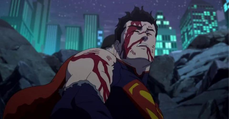 La-Muerte-De-Superman