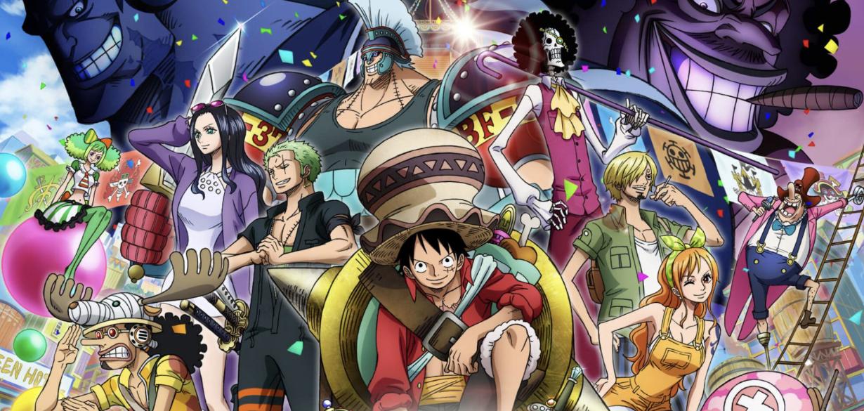 Reseña: One Piece: Estampida